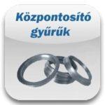 Központosító gyűrű