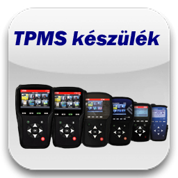 TPMS eszközök